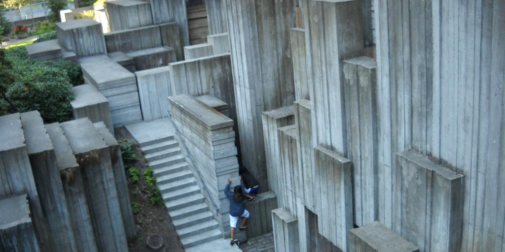 Seattle Freeway Park