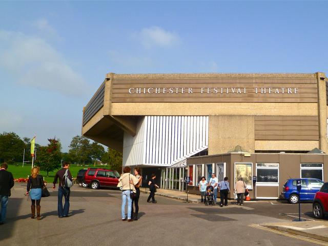 Chichester Festival Theatre, Chichester, England