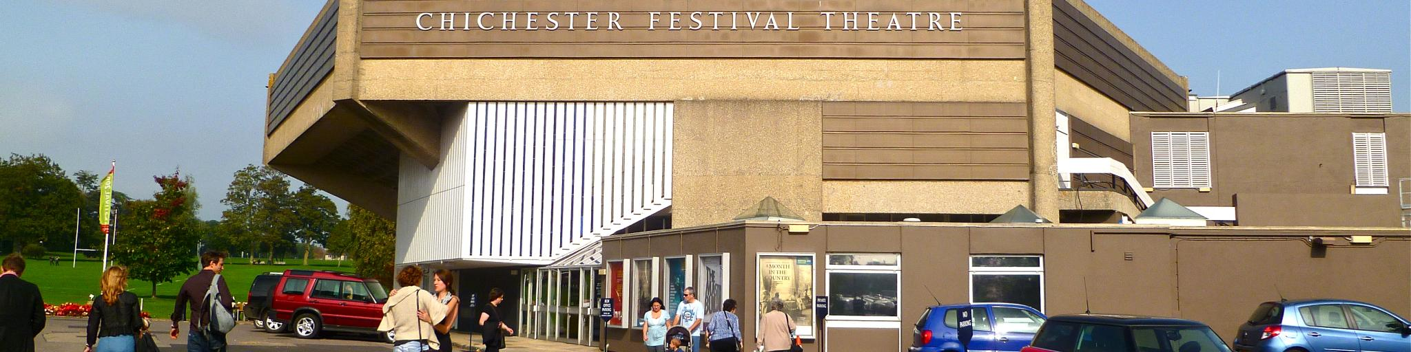 The Chichester Festival Theatre consistently hosts top-notch shows