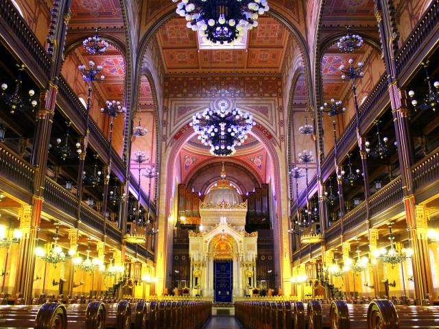 Great Synagogue , Budapest, Hungary