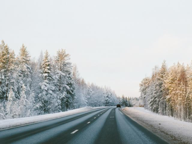 Everything you need to know about: Driving in Europe in winter