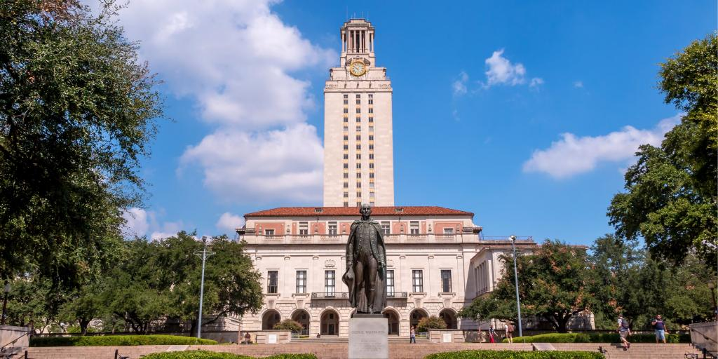 University of Texas Tower, Austin