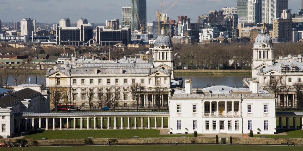 The National Maritime Museum in Greenwich is the largest of its kind in the world, and it's free to visit!