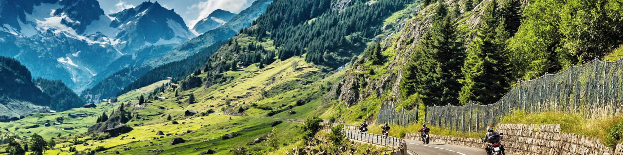 Best European road trips to drive in your life
