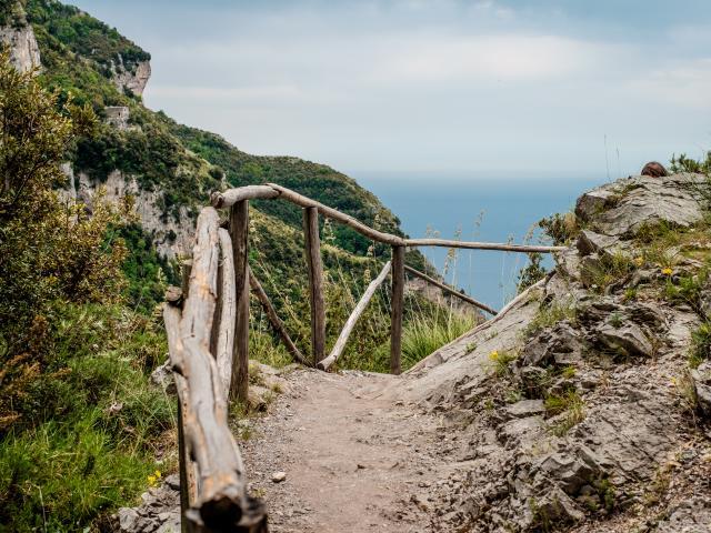Path of the Gods, Positano, Italy