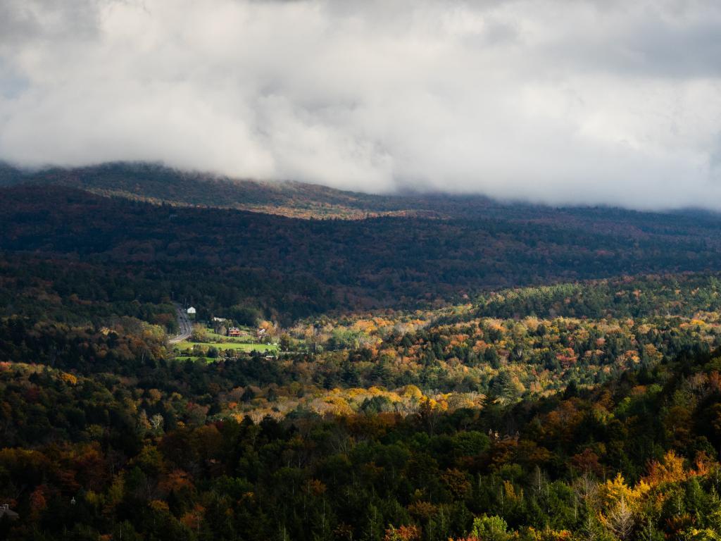 Catskills, Hunter Mountain, NY