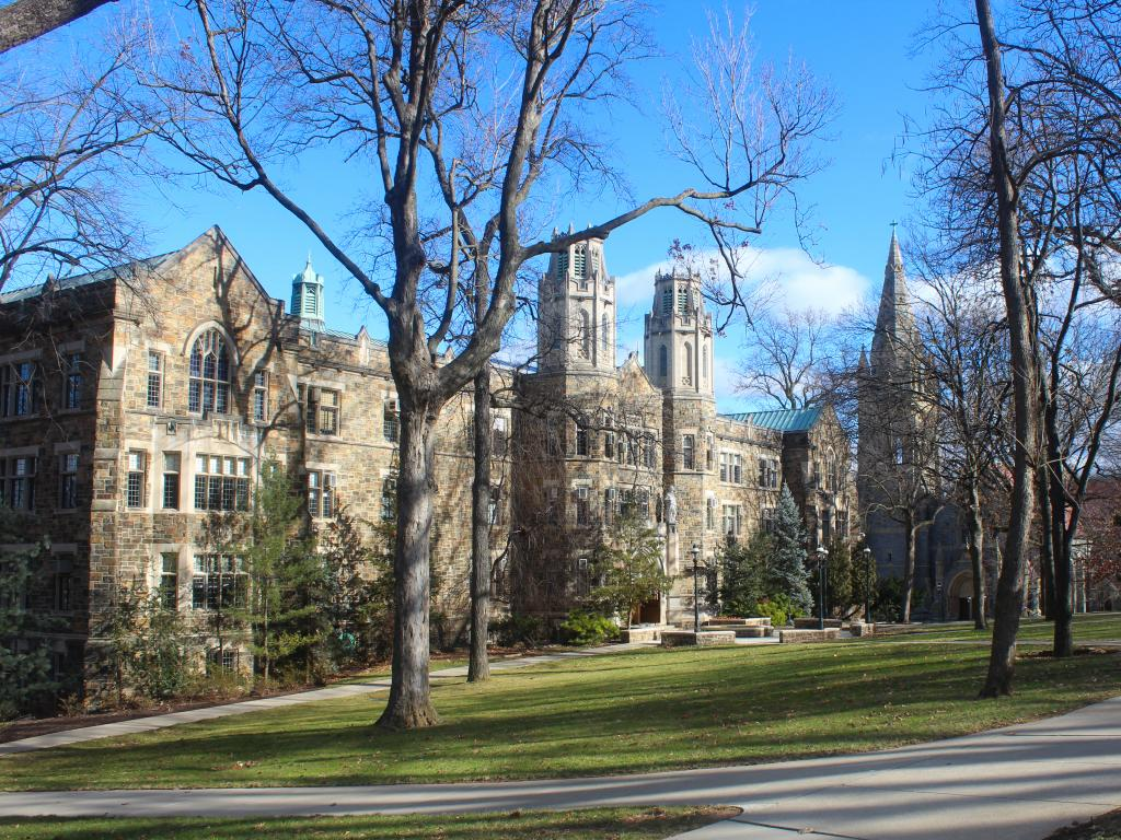 Lehigh University, Bethlehem, Pennsylvania, USA