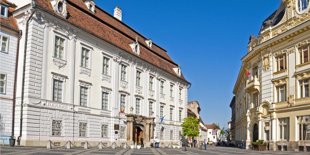 Brukenthal Palace, Sibiu