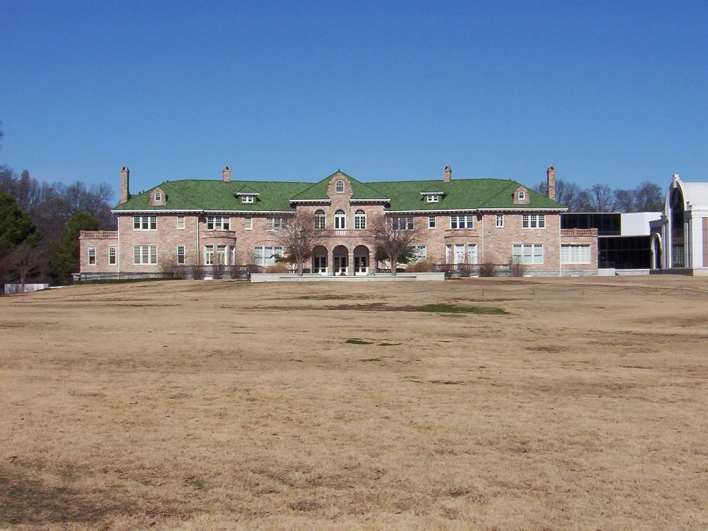 Pink Palace Museum and Planetarium in Memphis, Tennessee