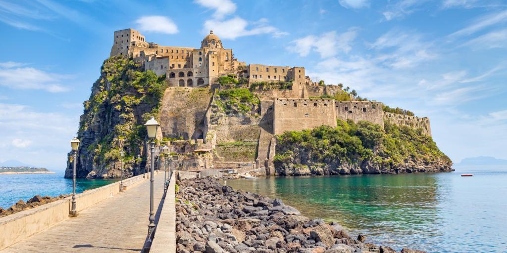 Ischia Castle, Italy