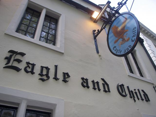The Eagle and Child, Oxford, England