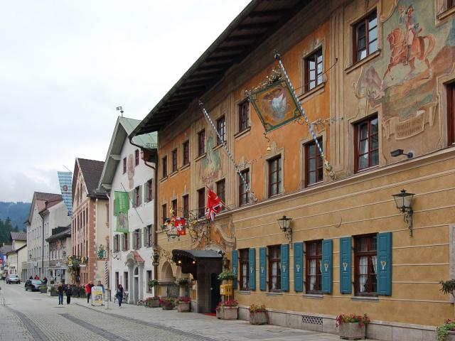 Werdenfelser Heimatmuseum , Garmisch-Partenkirchen, Germany