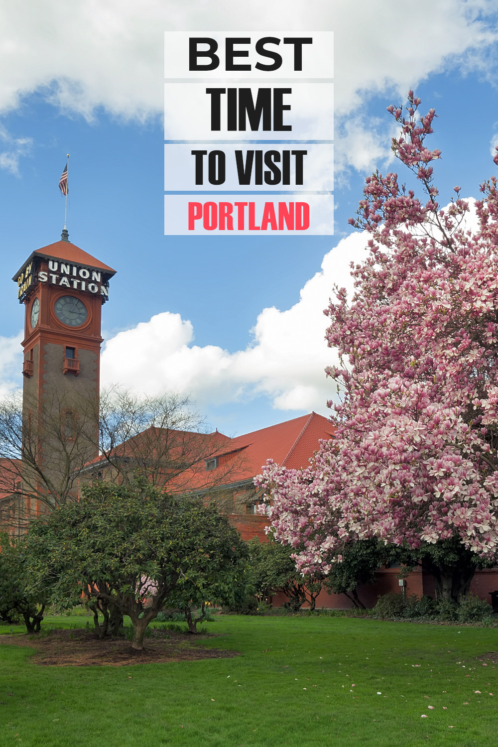 Best time to visit Portland - complete guide for when you should go for the weather, things to do and events