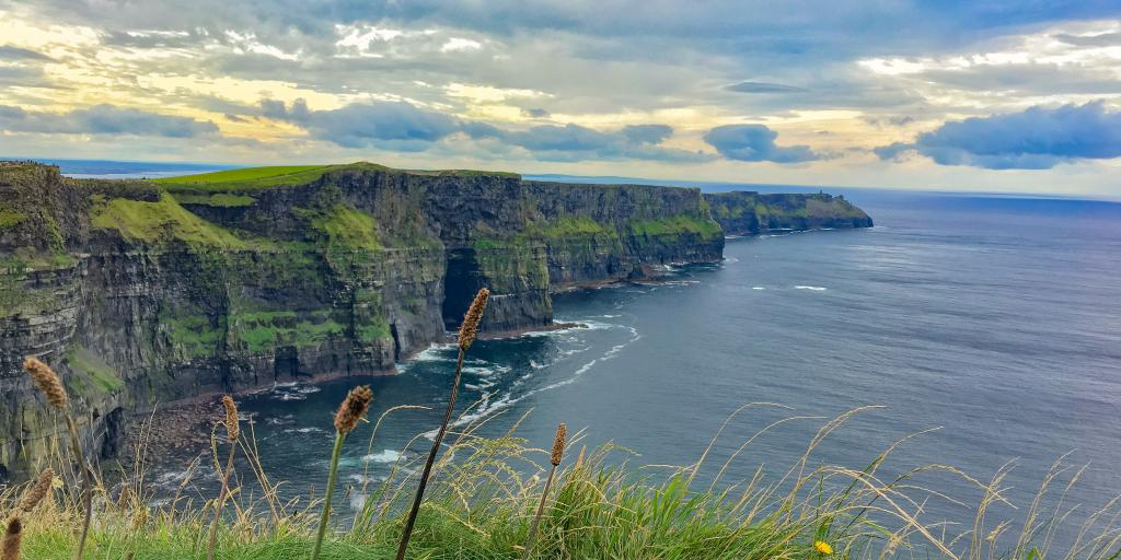 Cliffs of Moher for road trip, Ireland